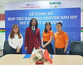 FPT Education ra mắt Học viện IoT đầu tiên tại Việt Nam