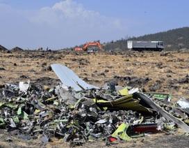 Phát hiện bằng chứng nghi là nguyên nhân khiến máy bay Ethiopia rơi