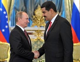 """""""Sợi dây"""" dầu mỏ và quân sự gắn kết Nga - Venezuela"""