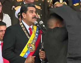 Bí mật chưa từng tiết lộ về vụ ám sát bất thành Tổng thống Venezuela Maduro