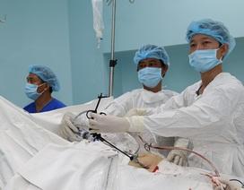 Vỡ thai ngoài tử cung, nữ bệnh nhân nguy kịch