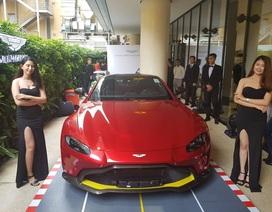 Thương hiệu Aston Martin chính thức có mặt tại Việt Nam