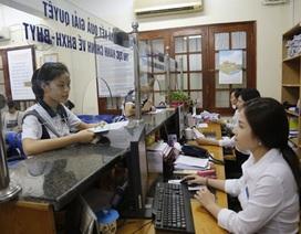 Thủ tục làm hồ sơ nhận trợ cấp BHXH một lần