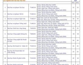 Trường ĐH Phạm Văn Đồng sử dụng 2 phương thức tuyển sinh