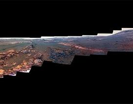 Hé lộ hình ảnh cuối cùng về sao Hoả được gửi từ xe tự hành Opportunity