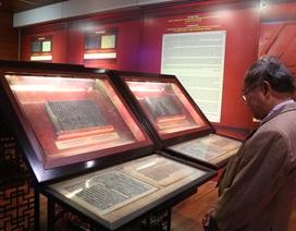 Quốc hiệu và kinh đô nước Việt trong mộc bản Triều Nguyễn
