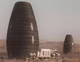 Những ngôi nhà trên sao Hỏa sẽ được thiết kế và xây dựng như thế nào?