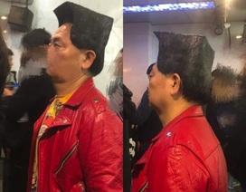 """""""Anh trai đầu vuông"""" gây sốt mạng xã hội vì kiểu tóc độc đáo"""