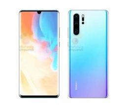Lộ ảnh chính thức và cấu hình chi tiết bộ đôi smartphone cao cấp Huawei P30