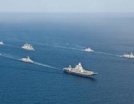 """Ấn Độ triển khai tàu sân bay, tàu ngầm hạt nhân """"nắn gân"""" Pakistan"""