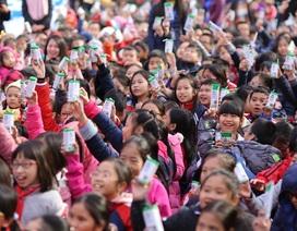 Nhiều tín hiệu tích cực sau 2 tháng triển khai Chương trình Sữa học đường