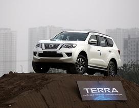 Nissan Việt Nam giảm giá mẫu SUV Terra
