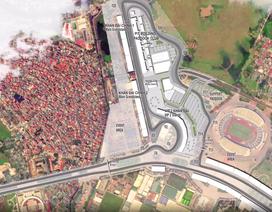 Đường đua F1 Hà Nội sẽ có gì đặc biệt?