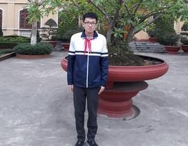 Cậu bé ung thư máu giành 3 giải Nhất ở 3 cuộc thi Tin học