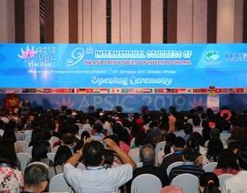 Khai mạc hội thảo Kiểm soát nhiễm khuẩn Châu Á – Thái Bình Dương