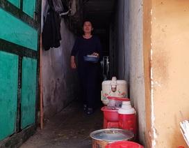 Ngõ siêu hẹp, sâu hun hút ở khu phố cổ Hà Nội