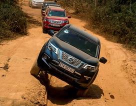 Nissan Terra - Đối thủ đáng gờm ở phân khúc SUV 7 chỗ
