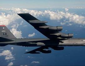 B-52 Mỹ bay gần bán đảo Triều Tiên giữa lúc căng thẳng tăng nhiệt
