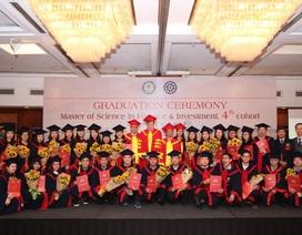Học viện Tài chính tuyển sinh Thạc sỹ Tài chính & Đầu tư khóa 10