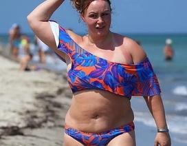 Chanelle Hayes khổ sở vì tăng cân