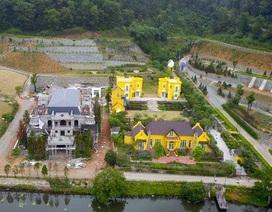 Chuyển hồ sơ sang Công an Hà Nội xử lý nghiêm sai phạm trong rừng Sóc Sơn