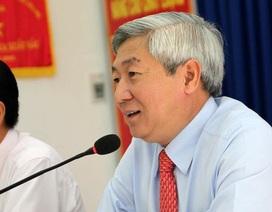 Ông Hoàng Như Cương trở về BQL Đường sắt đô thị sau nhiều tháng đi nước ngoài