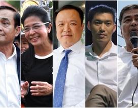 Những ứng viên sáng giá cho chức thủ tướng Thái Lan