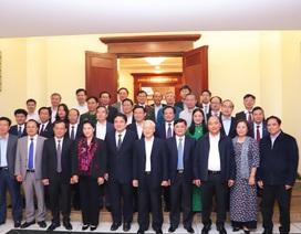 Tổng Bí Thư, Chủ tịch nước: Tạo sự đột phá của Nghệ An ở khu vực và cả nước