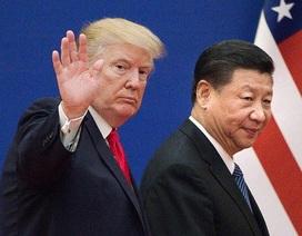 """Ông Trump tiết lộ lý do giữ """"đòn"""" áp thuế với Trung Quốc"""