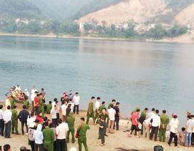 Vụ 8 học sinh chết đuối trên sông Đà: Tai họa ập đến trong buổi nghỉ học