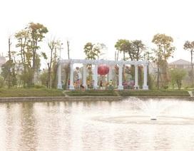 Sống xanh, sống khỏe tại KĐT Xuân An Green Park