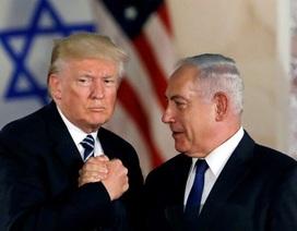 Ông Trump ủng hộ công nhận cao nguyên Golan thuộc chủ quyền của Israel