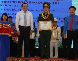 Tuyên dương 30 Đoàn viên, thanh niên tiêu biểu tỉnh Quảng Trị
