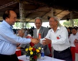 Thủ tướng: Mục tiêu của nông thôn mới là nâng cao mức sống người dân