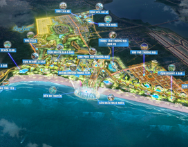 Xuất hiện không gian sống như nghỉ dưỡng tại Bãi Dài Cam Ranh