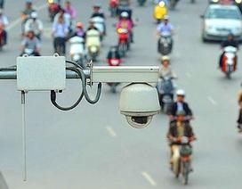 Các tuyến phố nào tại Hà Nội có lắp camera phạt nguội?