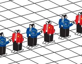 """Châu Âu """"thức tỉnh"""" trước những tham vọng siêu cường của Trung Quốc"""