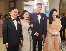 Công chúa Thái Lan đến Hong Kong dự đám cưới xa hoa của con gái Thaksin
