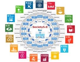 Nhật Bản bắt đầu xây dựng Xã hội 5.0