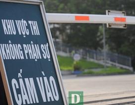 """Thi THPT quốc gia 2019 Hà Nội: Đề phòng """"coi lỏng, coi chặt"""""""