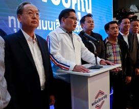 Đảng thân quân đội dẫn trước bất ngờ, Thái Lan hoãn công bố kết quả bầu cử