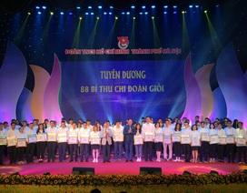 Thành đoàn Hà Nội tuyên dương 352 thanh niên tiên tiến làm theo lời Bác