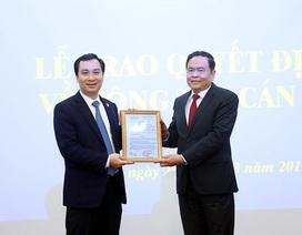 Tổng Biên tập Tạp chí Mặt trận làm Trưởng ban Tuyên giáo MTTQ Việt Nam