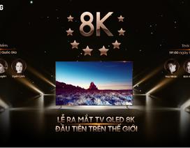 Người Việt chứng tỏ độ chịu chi khi ồ ạt đặt hàng QLED 8k dù giá khủng