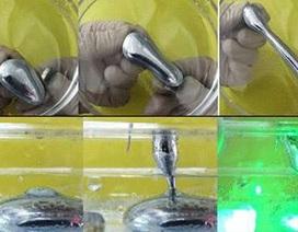 Kim loại lỏng có thể biến hình đang được phát triển