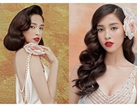 Vẻ nóng bỏng lạ lẫm của Hoa hậu Tiểu Vy sau nửa năm đăng quang