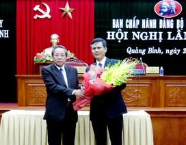 Quảng Bình điều động, bổ nhiệm 10 lãnh đạo chủ chốt