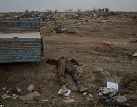 """""""Dấu chấm hết"""" của IS trong sào huyệt cuối cùng ở Syria"""