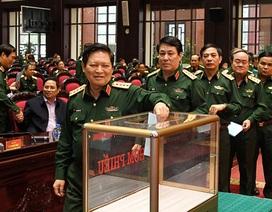Bộ Quốc phòng lấy phiếu tín nhiệm chức danh Thứ trưởng