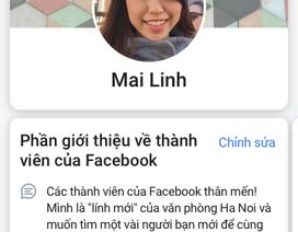 """Facebook bất ngờ thử nghiệm tính năng """"gặp gỡ bạn mới"""" tại Việt Nam"""
